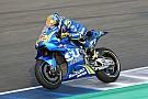 """Новий мотоцикл MotoGP Suzuki """"у сто разів кращий"""" за торішній"""