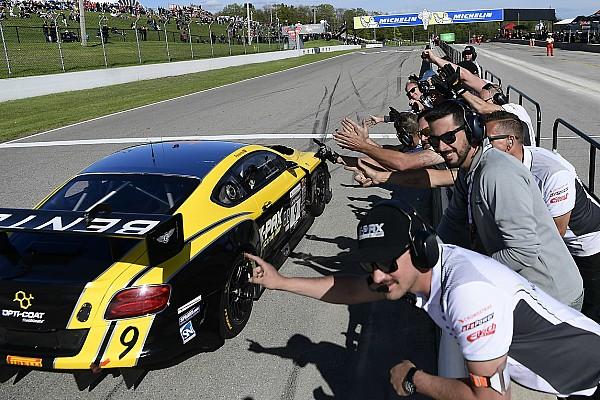 PWC CTMP PWC: Parente takes emotional GT Race 2 win