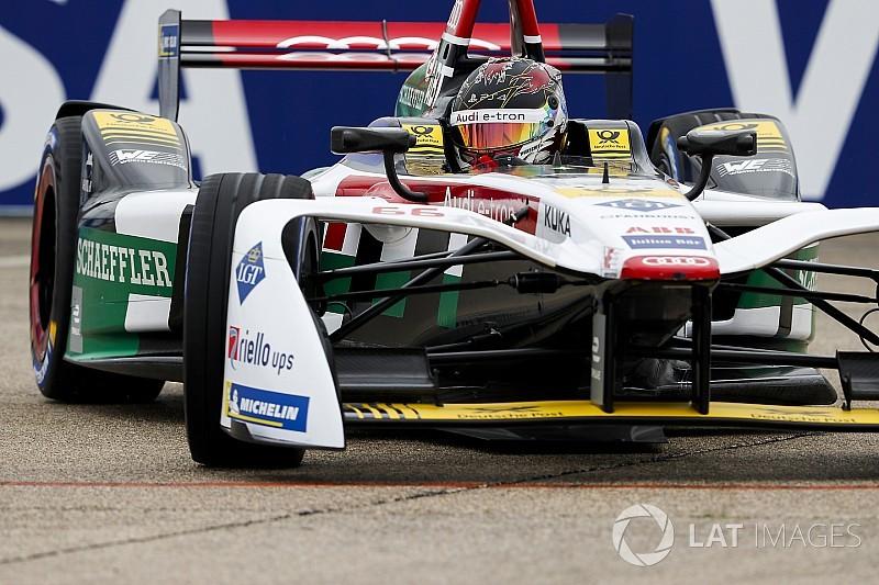 Abt se apunta la pole para su carrera como local en la Fórmula E