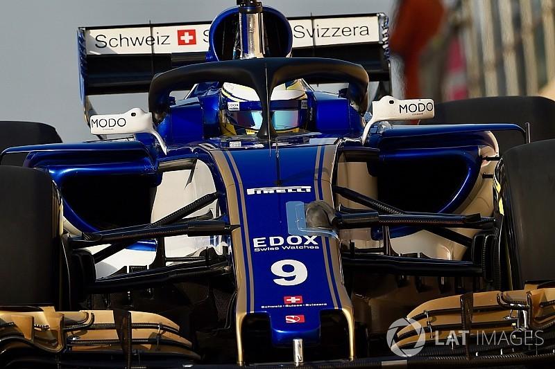 Ericsson veut une voiture qui joue le top 10