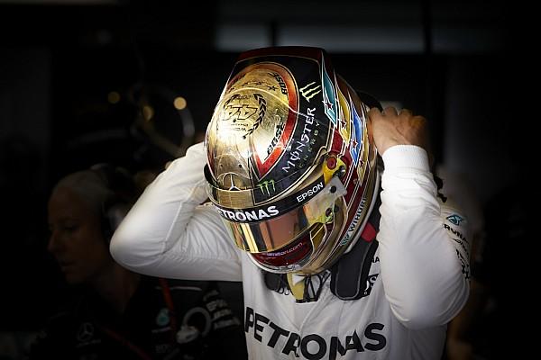 Hamilton mosert über Frankreich-Grand-Prix: