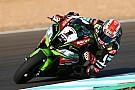 WSBK Rea marca el ritmo del WorldSBK en Jerez pese a una caída (vídeo)