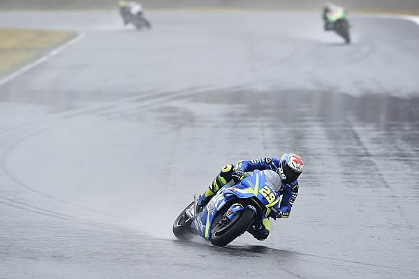 Iannone says he and Suzuki