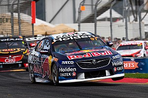 Supercars Qualifying report Adelaide 500: Van Gisbergen tops Shootout by 0.008s