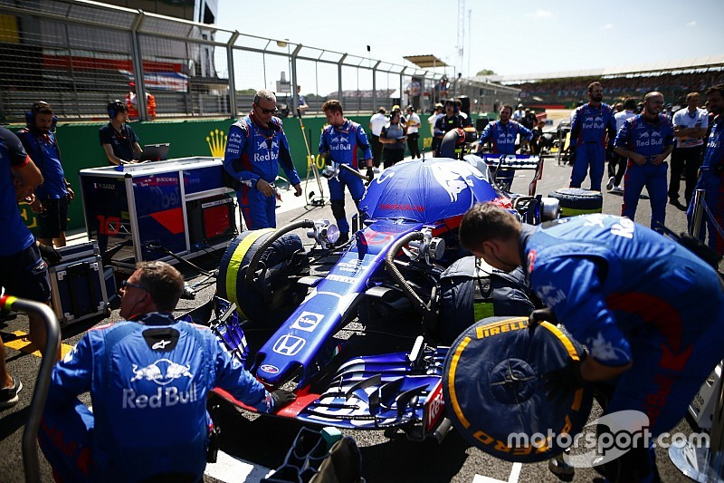 Los equipos de F1 creen que prohibir los calentadores de neumáticos ayudaría al espectáculo