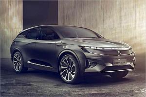 Automotive News Elektroauto der neuen Marke Byton