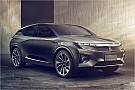 Automotive Elektroauto der neuen Marke Byton