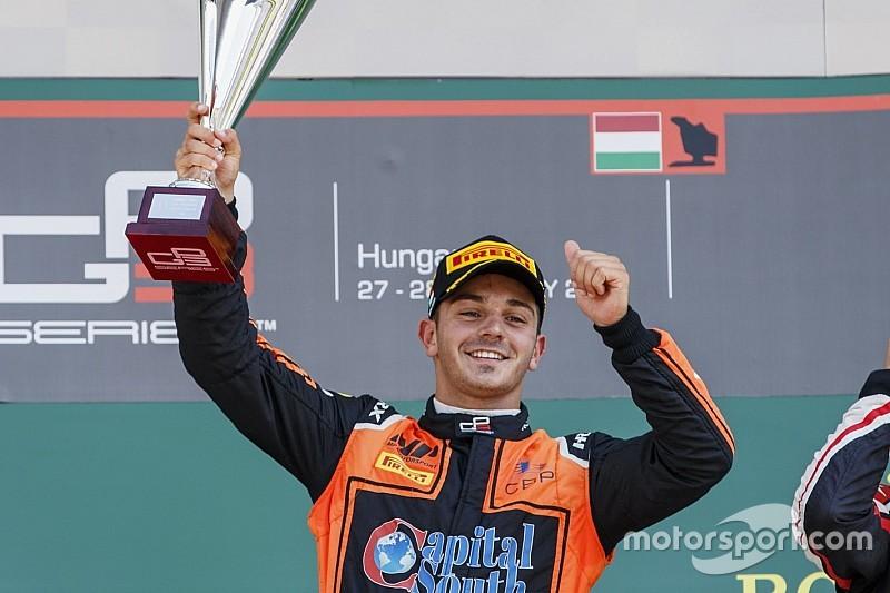 La MP Motorsport silura Merhi, Boccolacci promosso in F2 e Verschoor in GP3