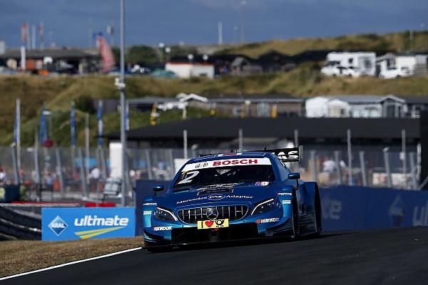 Zandvoort DTM: Paffett dominates Sunday qualifying