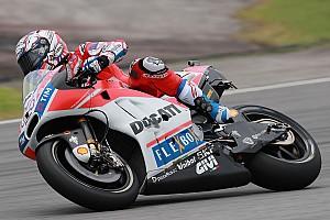 MotoGP Отчет о тренировке Довициозо стал быстрейшим во второй тренировке в Малайзии