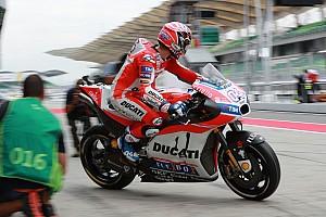 """MotoGP Noticias de última hora Dovizioso: """"Márquez está nervioso; lo que le pasa aquí es algo anómalo"""""""