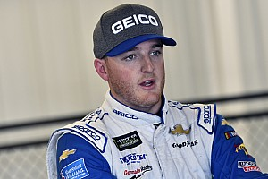 NASCAR Cup Practice report Ty Dillon leads the first Talladega Cup practice at 203mph