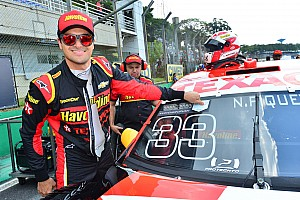 Nelsinho vai disputar F-E e Stock Car no mesmo fim de semana