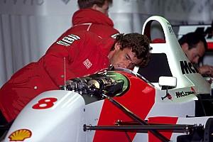 No hay nadie como Senna, dice el ex preparador del brasileño