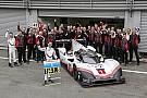 WEC Porsche 919 entfesselt: So gelang die Rekordrunde in Spa