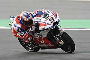 MotoGP Breaking news Petrucci gets late Ducati call-up for Jerez testing