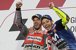Emoção no deserto: As declarações mais quentes da MotoGP