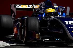 FIA F2 Actualités La série noire de Sette Câmara