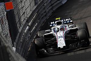 Формула 1 Новость «Пока все неплохо». Темп Williams в тренировках обнадежил Сироткина