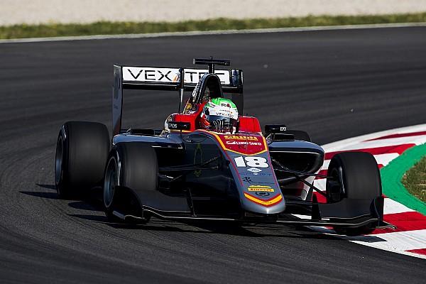 GP3 Kwalificatieverslag GP3 Barcelona: Pulcini doorbreekt polereeks van ART