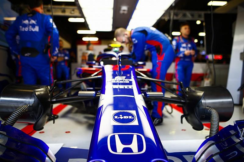 Toro Rosso прагне залучити японського пілота до Ф1