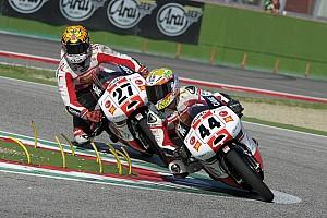 CIV Moto3 Gara Arbolino fa doppietta ad Imola, ma Pagliani è il nuovo leader