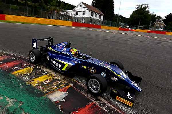 BF3 Spa BF3: Norris scores double win, Collard keeps points lead