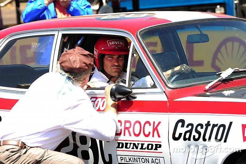 Show Honours Brock Legacy Says His Car Collector