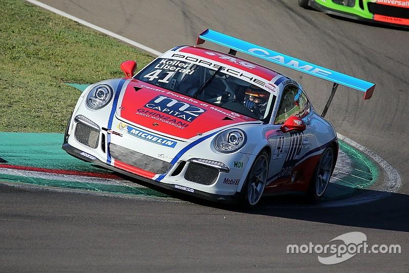 Carrera Cup Italia: A Imola Liberati vuole il podio di Gara 1