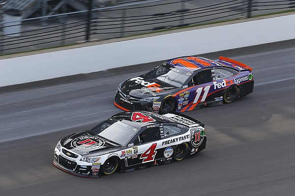 In a year dominated by Toyotas, how Harvick has risen to the occasion