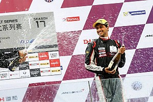 Formula Renault Race report Dias takes double Class B podium on Asian Formula Renault debut