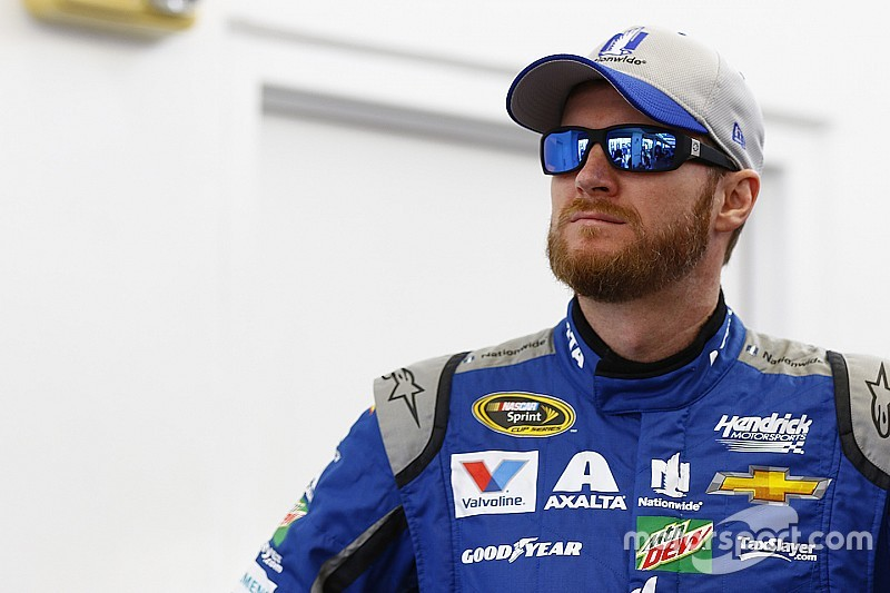 "Dale Jr. explains how he was ""inspired"" to donate brain"