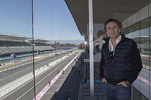 Formula E Entrevista Fórmula E espera presentar calendario provisional en abril