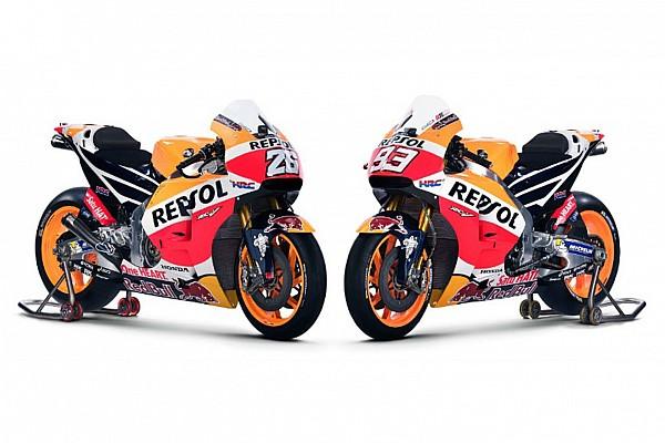 В Honda показали новый мотоцикл