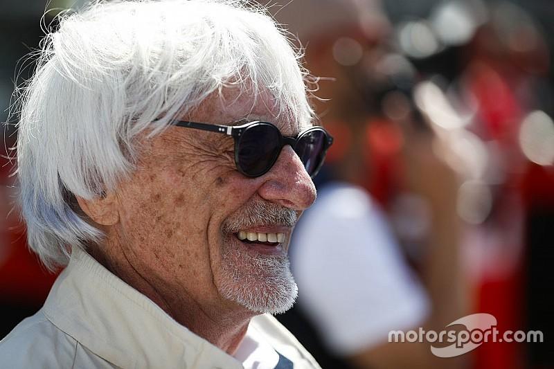 Las reglas de la F1 existen para impedir la competición, dice Ecclestone
