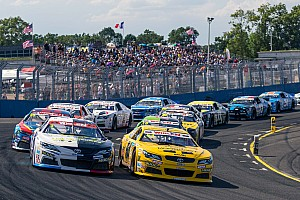 NASCAR Euro Race report Alon Day edges Bobby Labonte for win at Tours Speedway