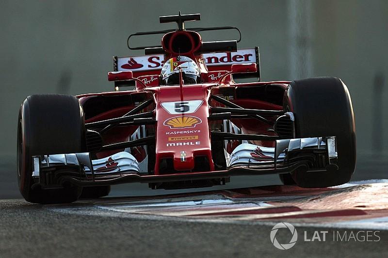 """Vettel et Ferrari """"gonflés à bloc"""" pour 2018"""