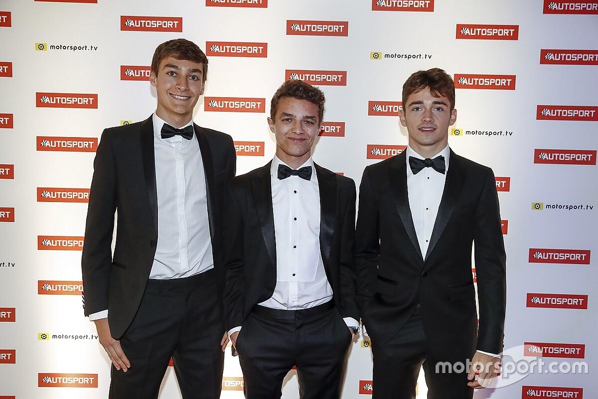 Kesuksesan Leclerc perbesar peluang pembalap muda tembus F1