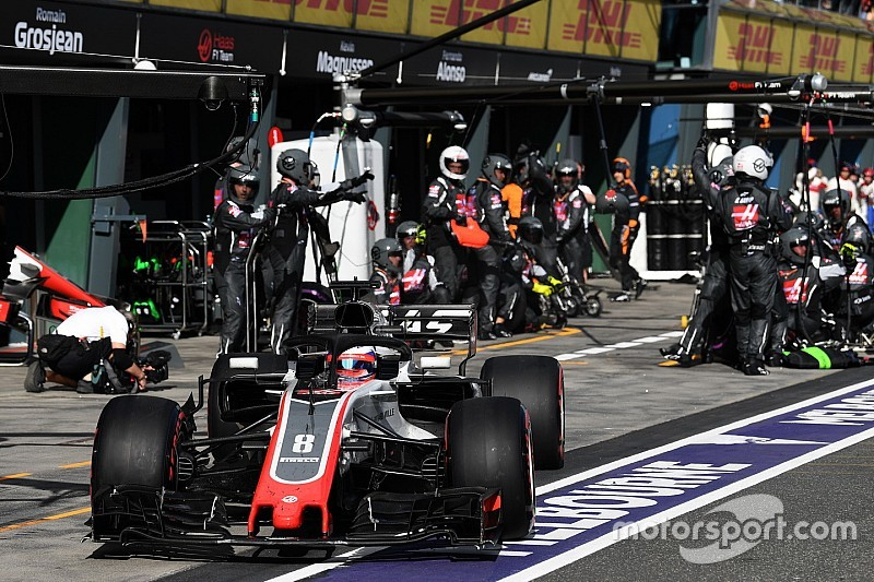 Haas upped pitstop work for Australia after '18 errors
