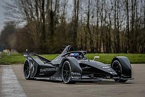 Formula E Ultime notizie La DS è già in azione con la sua nuova Formula E!