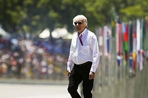 Fórmula 1 Noticias Ecclestone se sincera: