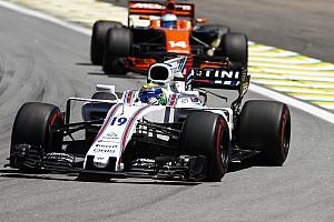 Підсумки сезону Ф1: Williams - мрії розходяться з реальністю