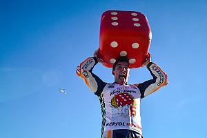 MotoGP Actualités Pour Biaggi, Márquez n'est pas encore à son apogée