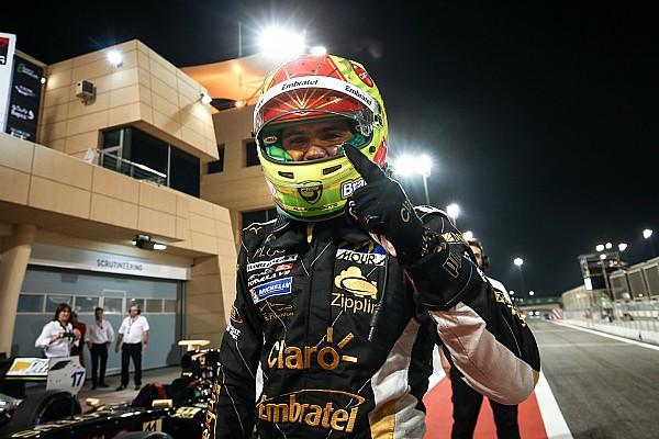 Formula V8 3.5 Breaking news Fittipaldi column: F3.5 title and amazing LMP1 test
