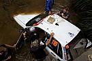 WRC Автомобиль участника утонул на Ралли Австралия