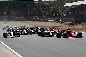 مصنّعو الفورمولا واحد يهدفون إلى الحفاظ على المحرّكات الحاليّة لموسم 2021