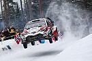 WRC Fotogallery WRC: la seconda tappa del Rally di Svezia 2018
