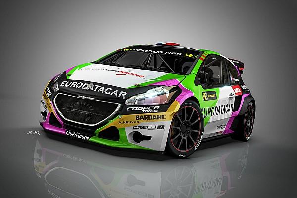 World Rallycross Noticias de última hora El equipo de Loeb llega al Mundial de Rallycross