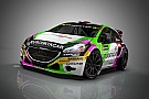 World Rallycross Loeb's team joins 2018 World Rallycross grid