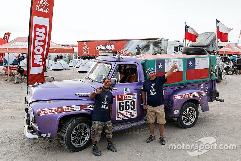 """Dakar: Motul realizza il sogno del """"Fierreros"""" Gines Pulgar"""